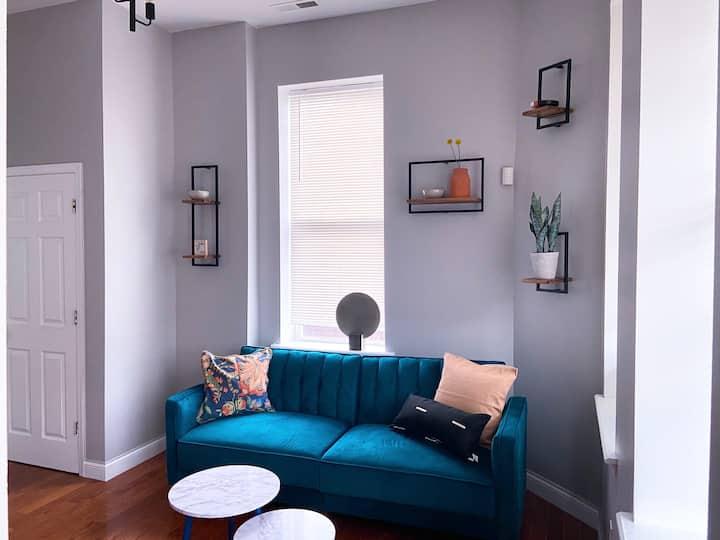 Cherokee Living Private Bedroom