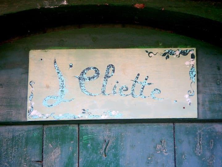 L' ÉLIETTE à Cailhau