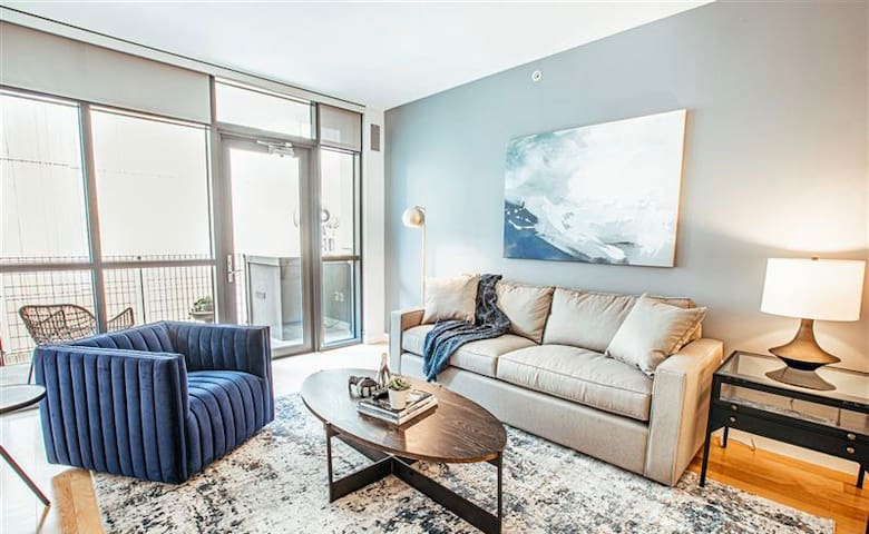 1 BED/1 BATH W/ BALCONY - WYNWOOD - FREE PARKING