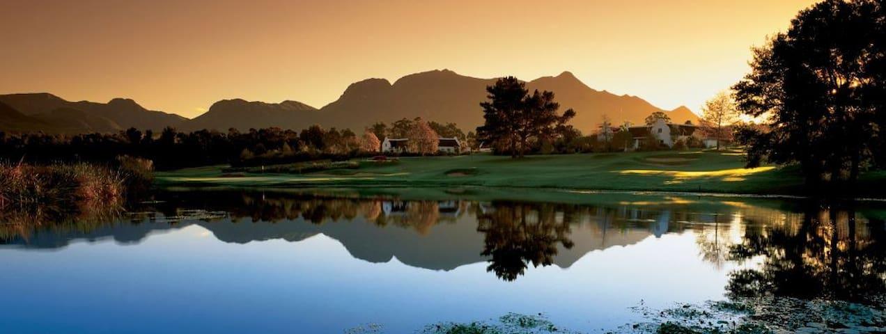 Perfect Location on Fancourt Golf Estate - George - Flat