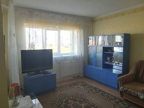 Уютные апартаменты в Нарве.