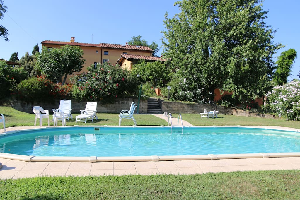 Shared swimming pool - Piscina condivisa