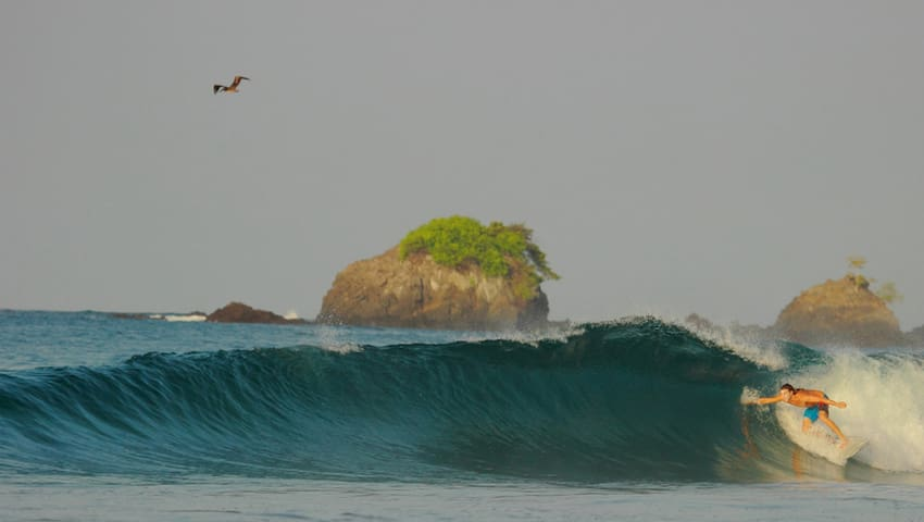 Triple Twin Room - Beachpacker Manuel Antonio