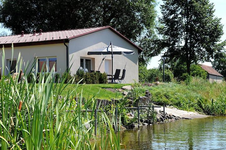 Ferienanlage Pritzerbe - Schwan ****Barrierefrei