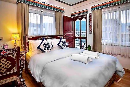Experience Unique Tibetan room