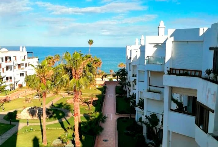 Ferienwohnung/App. für 8 Gäste mit 80m² in Avenue Tetouan, route de ceuta Mdiq (117409)