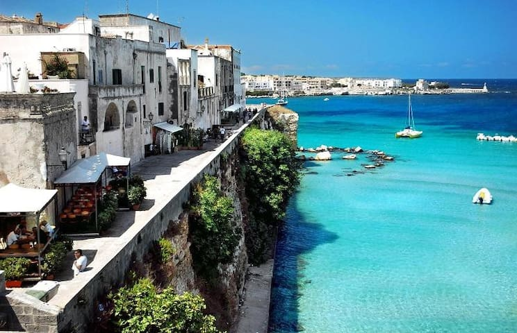 Bulwark House with seaview - Otranto - Apartamento