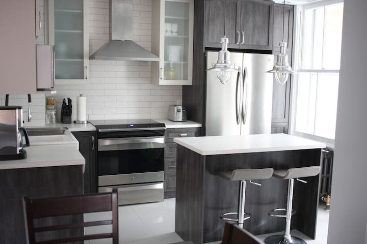 AMAZING LARGE NEW 3 BDR/1BR CLOSE TO EVERYTHING - Montréal - Casa