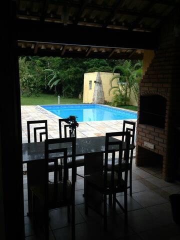 Natureza e Praia se misturam - Peruíbe - Casa