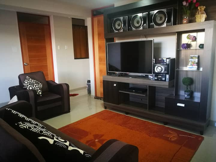 A&F 6 Departamento privado, moderno confortable