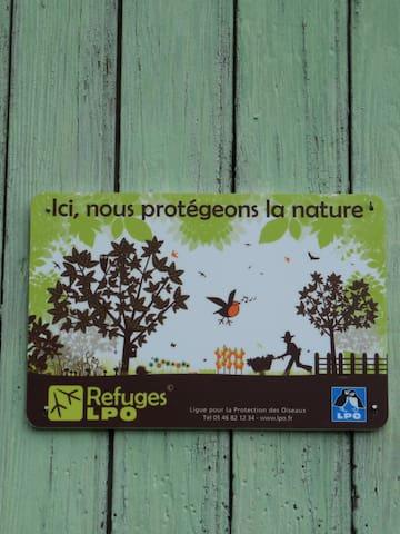 Biodiversité et jardin