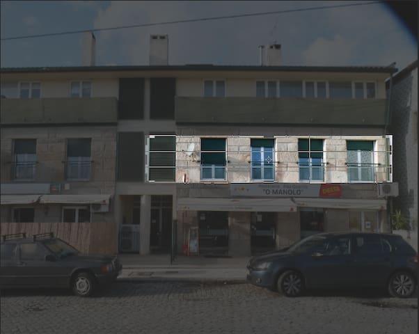 Apartamento Santa Cruz da Trapa - Viseu - Appartamento