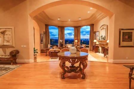 Stunning 12,000sf Mansion in Rancho Santa Fe - 聖達菲牧場(Rancho Santa Fe)