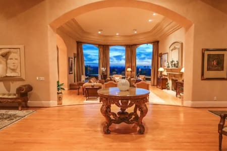 Stunning 12,000sf Mansion in Rancho Santa Fe - Ранчо-Санта-Фе - Дом