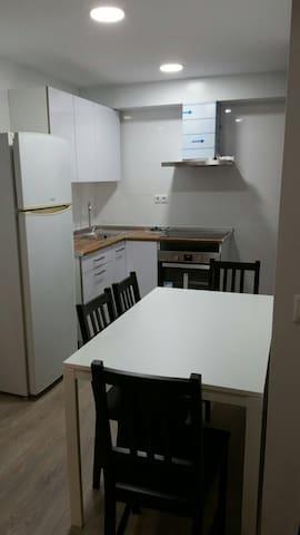 Moderno apartamento en primera linea de playa - Almería - Casa