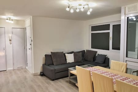 Brand new entire 2 bed flat in Wembley - Wembley - Wohnung