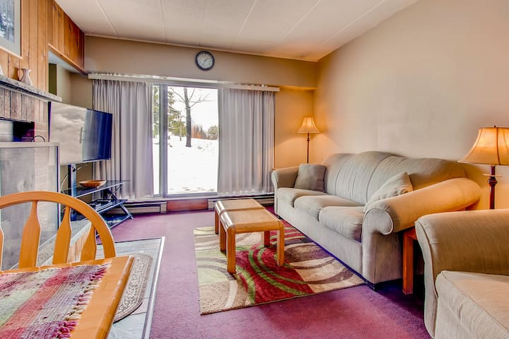 Across the Street from the Lifts-Mountain Green Ski & Golf Resort 1-A8 - Killington - Apartament
