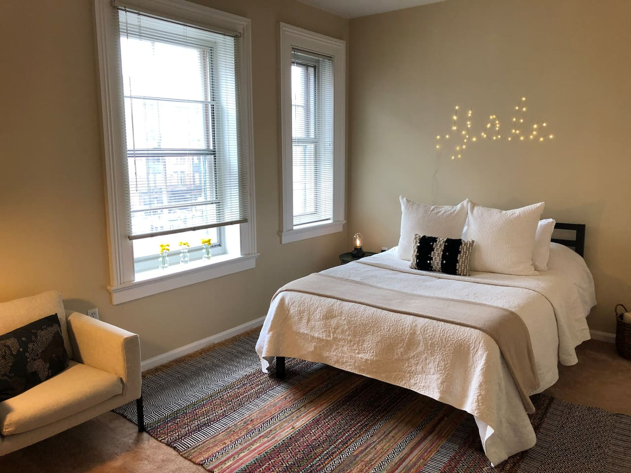 Your private sanctuary in downtown New Haven.