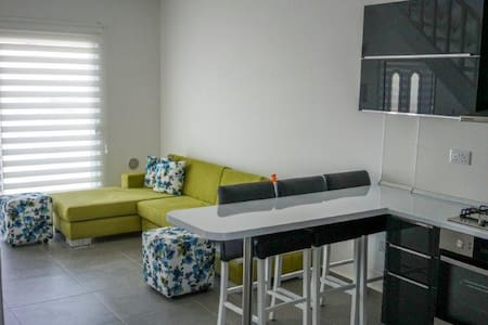 A9/6 1-bed apartment with on-site amenities - Esentepe