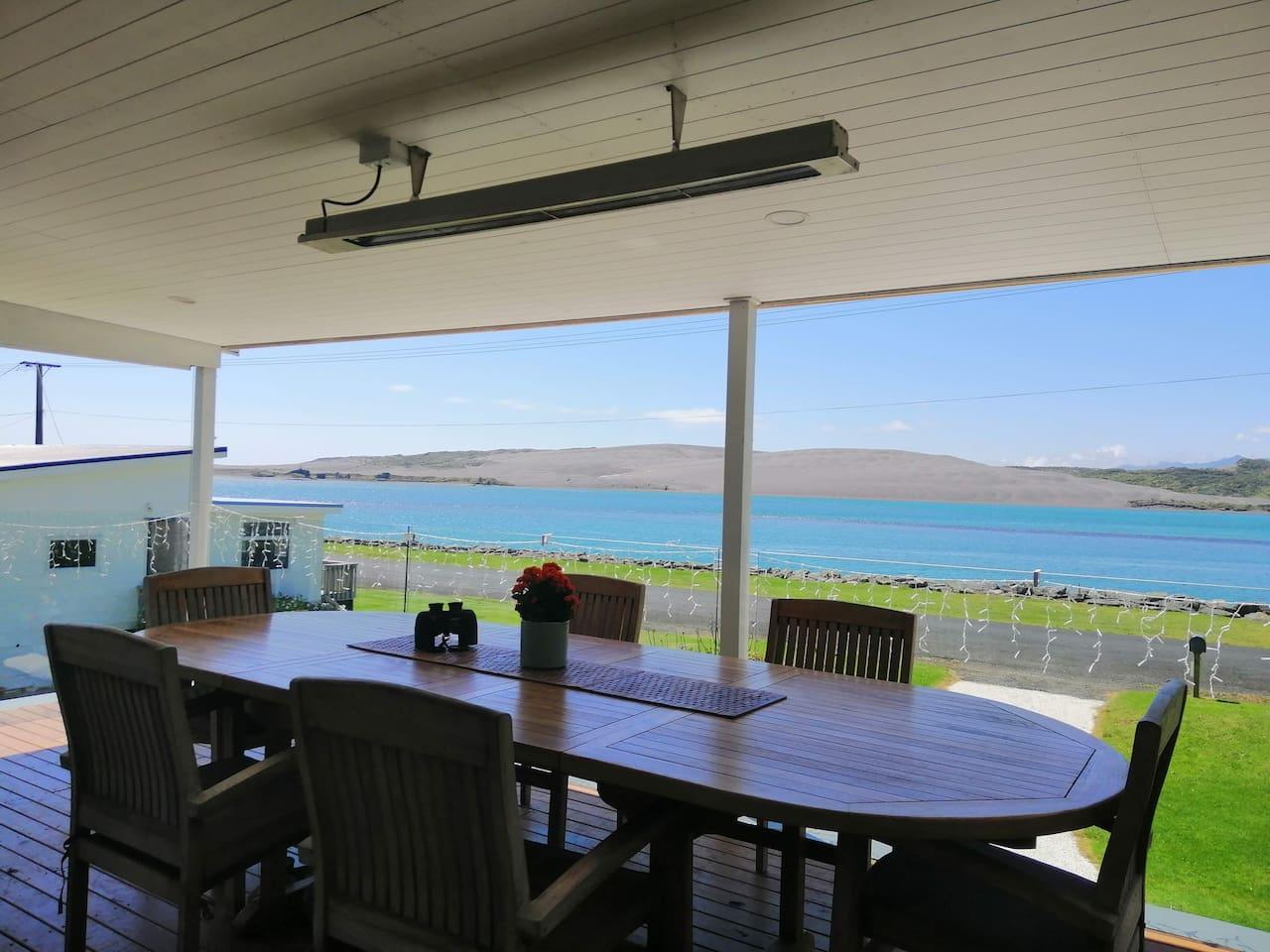 Dining & Entertaining Deck