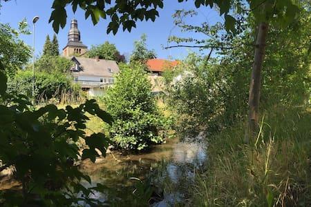 Zum Bachrauschen - Greifenstein