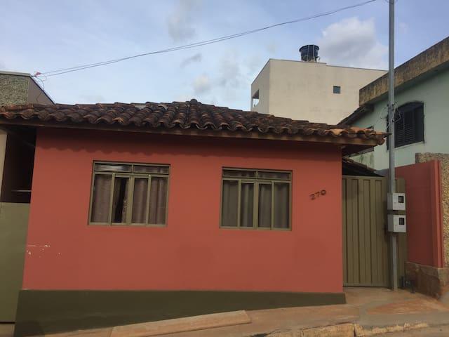 Casa aconchegante na Serra da Canastra