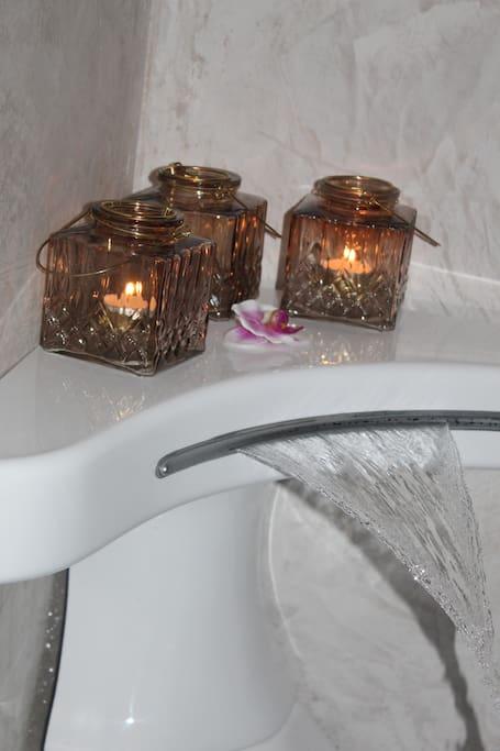 Suite studio 45m2 quipe spa et sauna privatif chambres - Chambre d hotes besancon ...