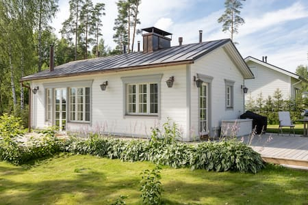 Romantic guest house with sauna