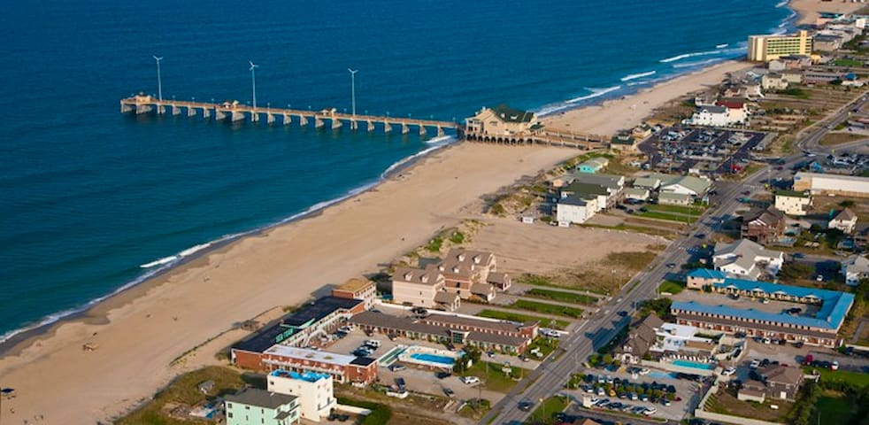 Bring your Family to Nags Head- Near the Beach!