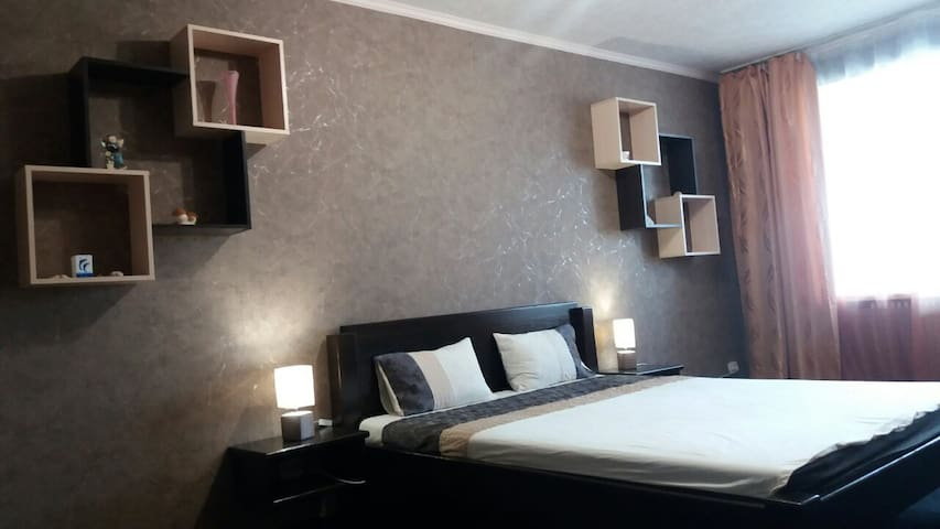 New Lux-apartment in the Dnepr