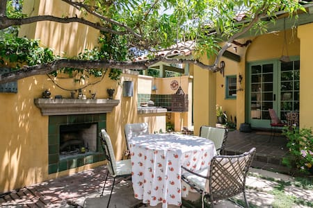 Sublime Courtyard Suite — near trails and Pasadena - Altadena