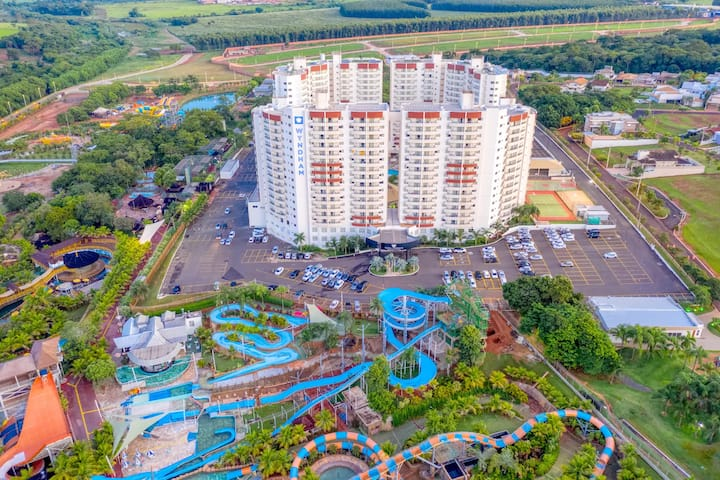 Apartamento - Olimpia (Hotel Resort Wyndham)