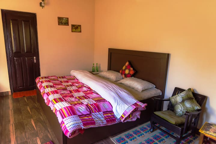 Deluxe Cottage Room at The Calm Cottages