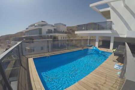 Ksusha penthause - Eilat - Apartment