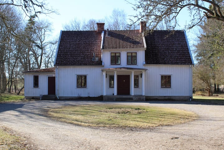 Lovely country house in Vadstena