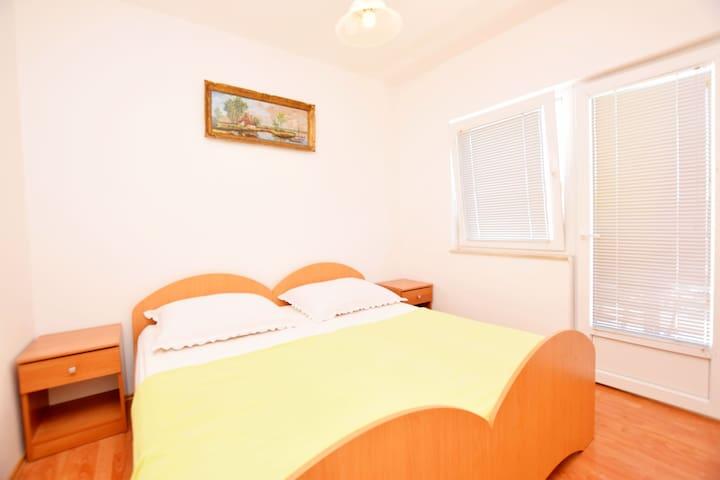 One bedroom Apartment, in Sabunike (Privlaka), Terrace