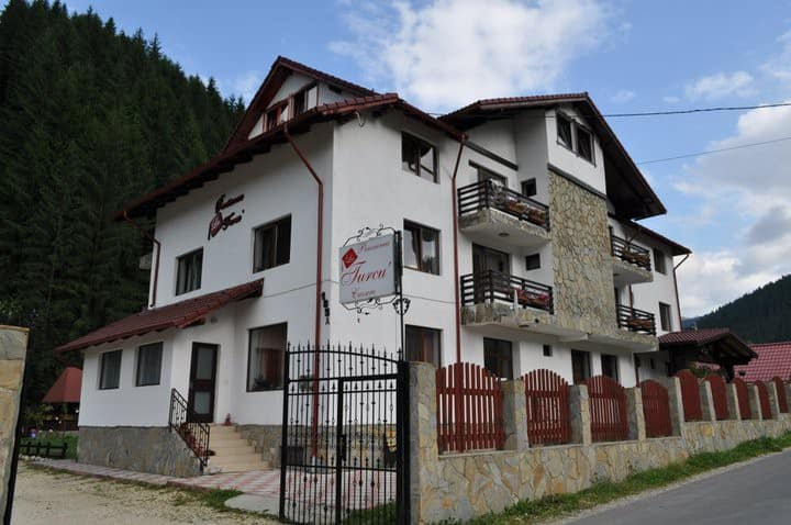 Parcul National Bucegi ( Apartament in vila )