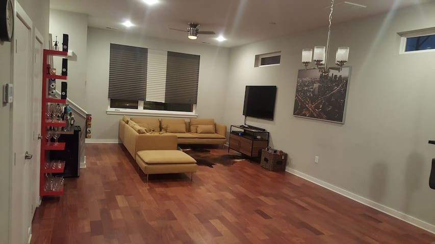 Entire City Loft With Free Parking & Free Ride - Philadelphie - Loft