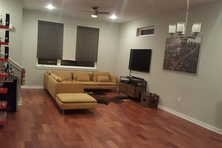 Entire City Loft With Free Parking & Free Ride - Philadelphie