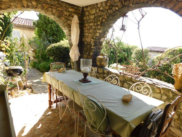 Studio côté jardin