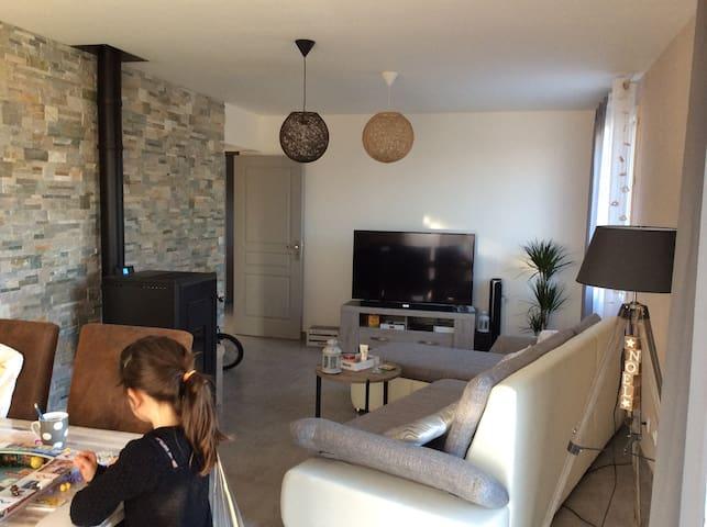 Chambre dans maison particulier - Sarlat-la-Canéda - Ev