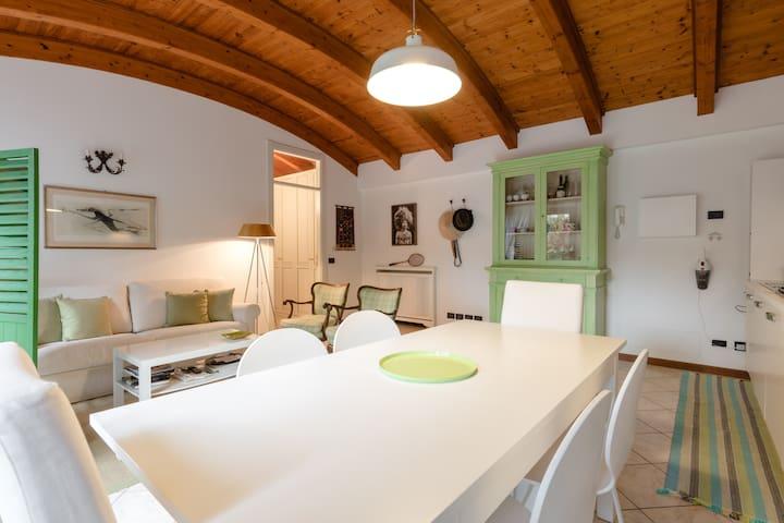 Luxury apartment with garden - Brescia - Appartement