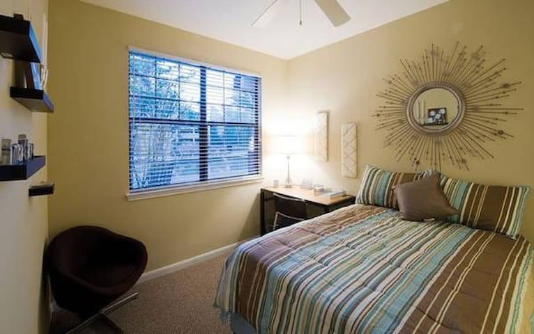 Room In Downtown Gainesville Upscale Condo