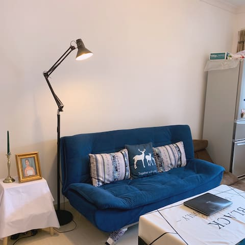 【Q·Apartment】温馨小居 广东理工学院 祈福海岸 祈福海湾 高要区