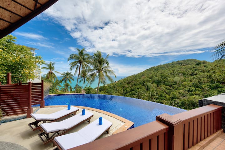 Sunrise Mountain Resort - Studio Apartment 2 - Ko Samui