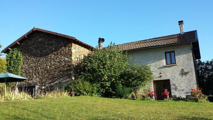 Cottage in Auvergne