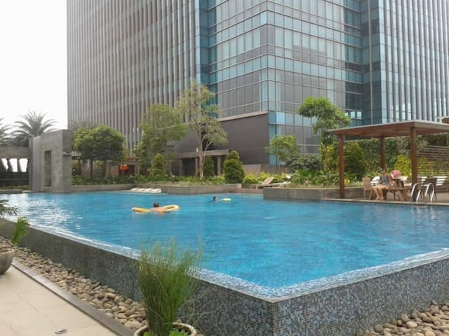 2 bedrooms appartment, 140m2, SCBD area