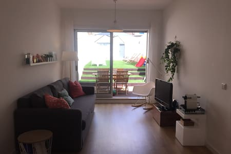 Downtown apartment & private garden - Aveiro - Appartement