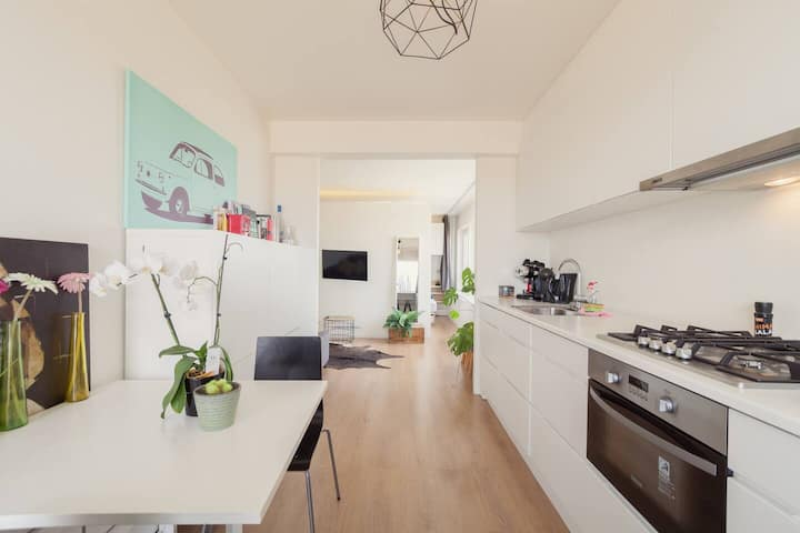 Small Loft! Beautiful Panorama! Ideal for a couple