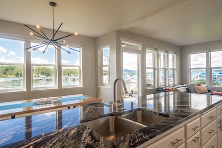 New: Waterfront on Lake Pend Oreille!